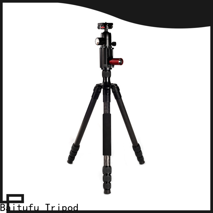 Baitufu professional travel tripod wholesale for video shooting
