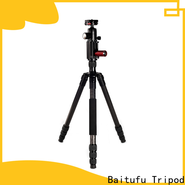 Baitufu small travel tripod dslr stand for outdoor