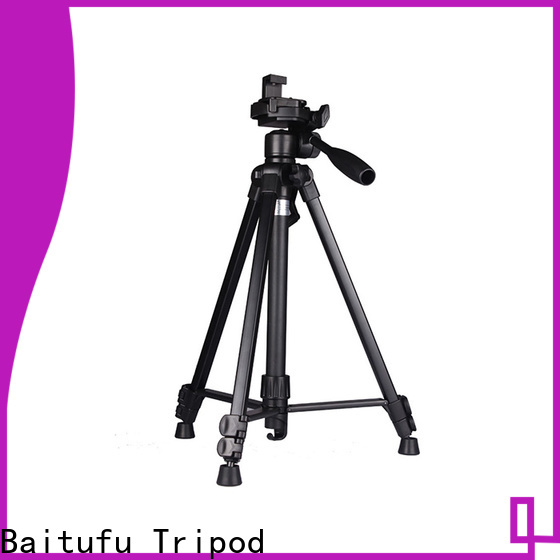 Baitufu camera camcorder tripod oem for outdoor
