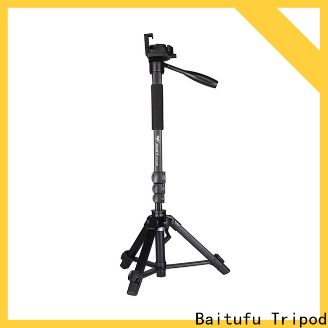 lightweight digital camcorder and tripod odm for video shooting