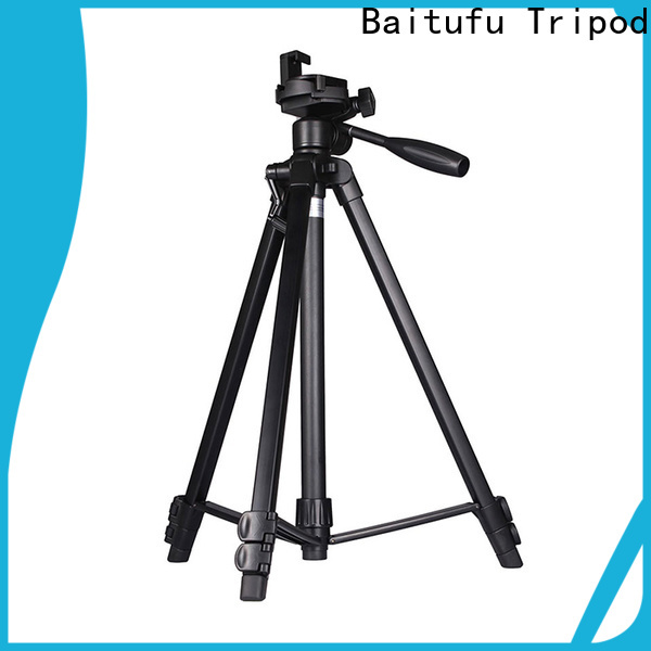 Baitufu dslr tripod with wheels suppliers for mobile phone