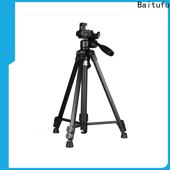 Baitufu hd video camera with tripod factory for video shooting