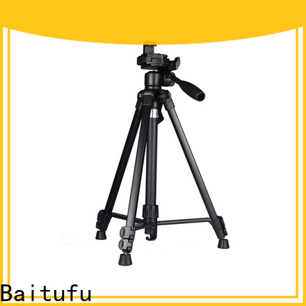 Baitufu High-quality digital video camera tripod suppliers for mobile phone