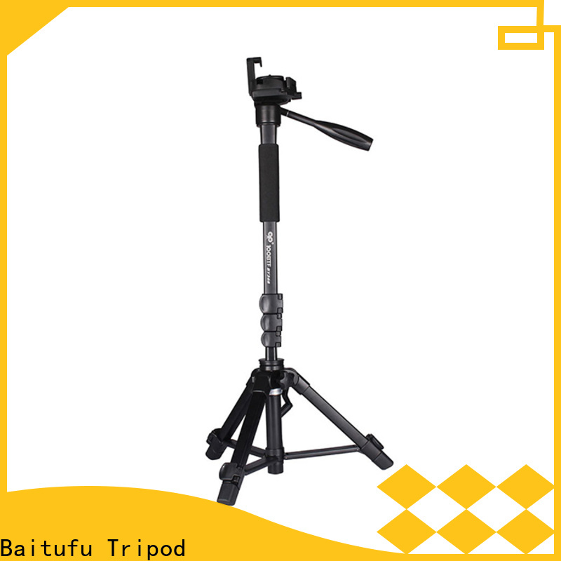 lightweight portable best travel tripod for dslr video for business for smart phone