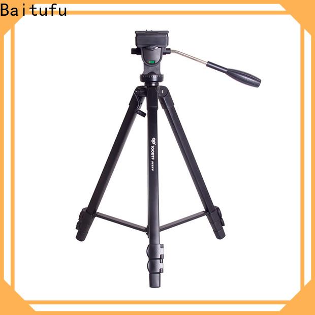 Baitufu custom portable video tripod Supply for outdoor