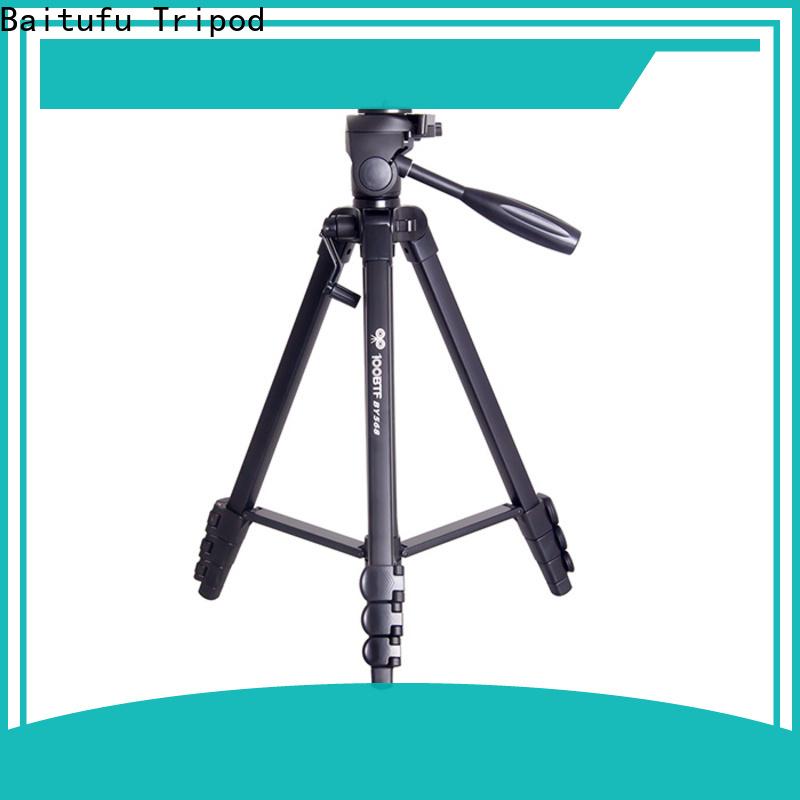 Baitufu aluminium camera tripod stand for video shooting