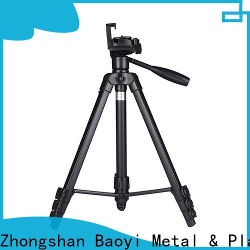 lightweight portable black camera tripod manufacturer for camera