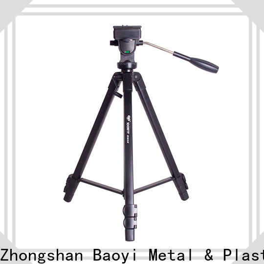 Latest portable camera tripod Supply for mobile phone