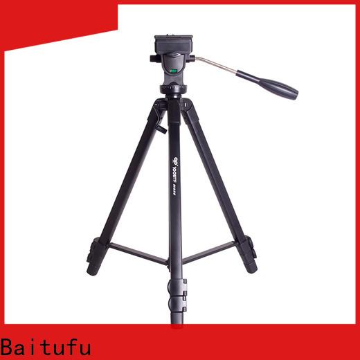 Baitufu cool camera tripods oem for video shooting