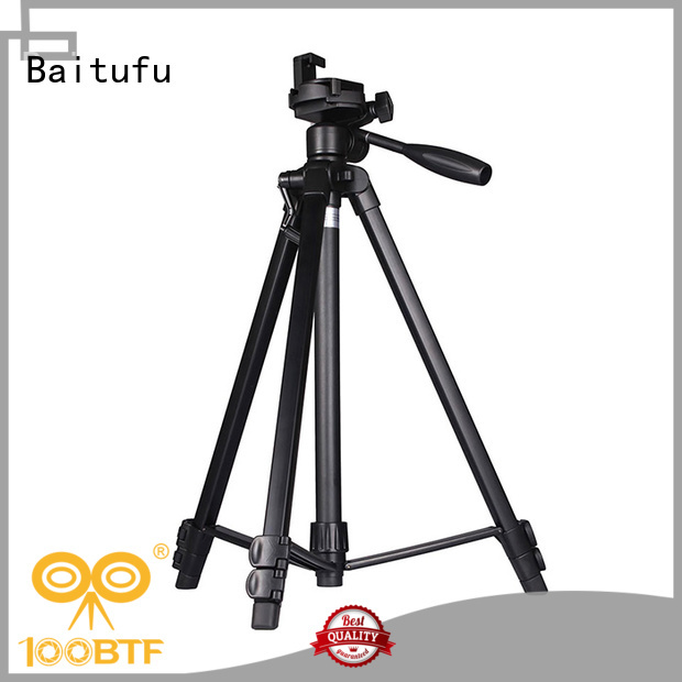 Baitufu portable tripod for camera manufacturers for smart phone