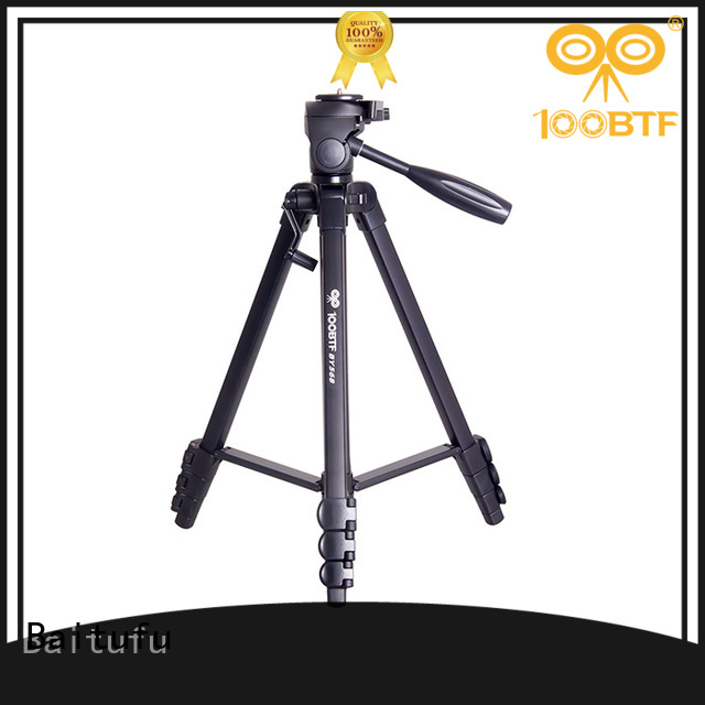 Baitufu tripod price manufacturer for video shooting