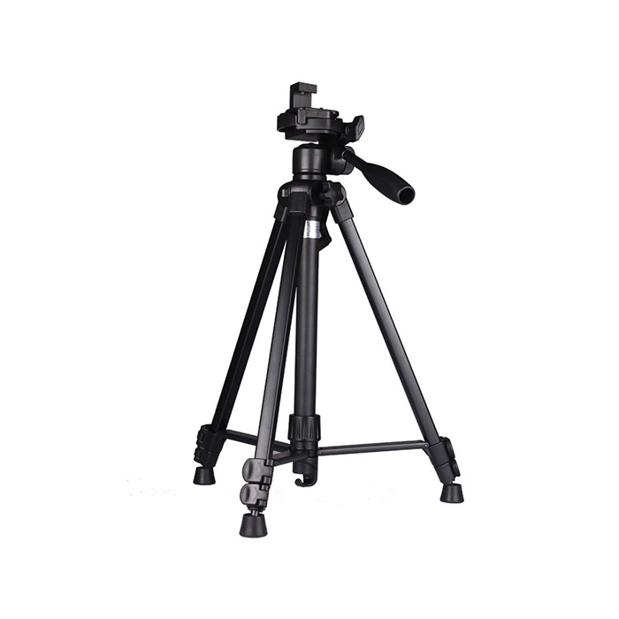 Net Weight 0.95kg Compact Video Tripods&camera stands  for DSRL and SRL Cameras BJ358