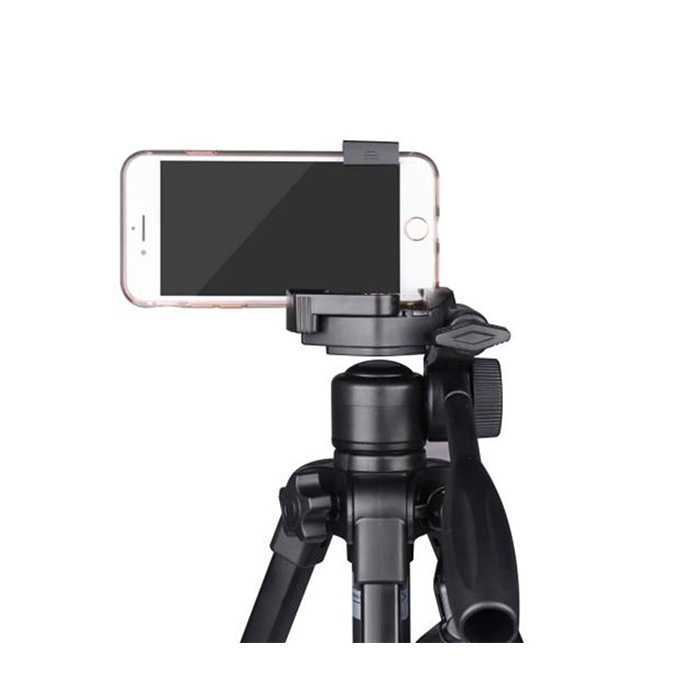 lightweight portable aluminium camera tripod manufacturers for video shooting-2