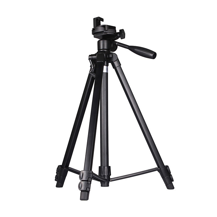 Net Weight 0.95kg Compact Video Tripods for DSRL and SRL Cameras BJ558