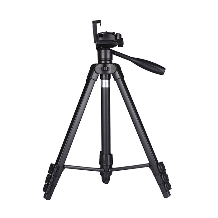 Net Weight 0.95kg Compact Video Tripods for DSRL and SRL Cameras BJ668