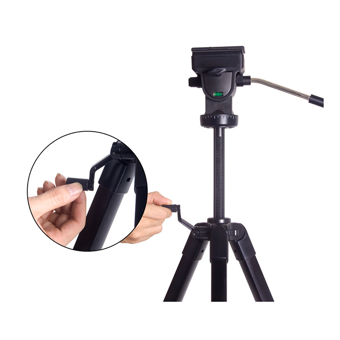 Baitufu small photo tripod oem&odm for smart phone-1