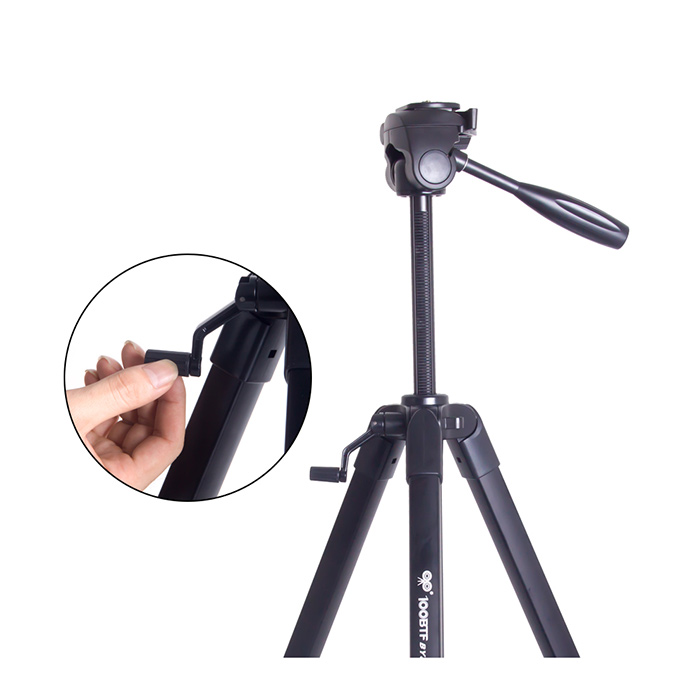 Baitufu little camera tripod oem for photography-1