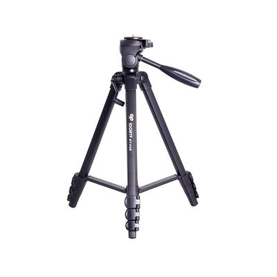 Net Weight 1.14kg Compact Video digital Tripods for DSRL and SRL Cameras BY568