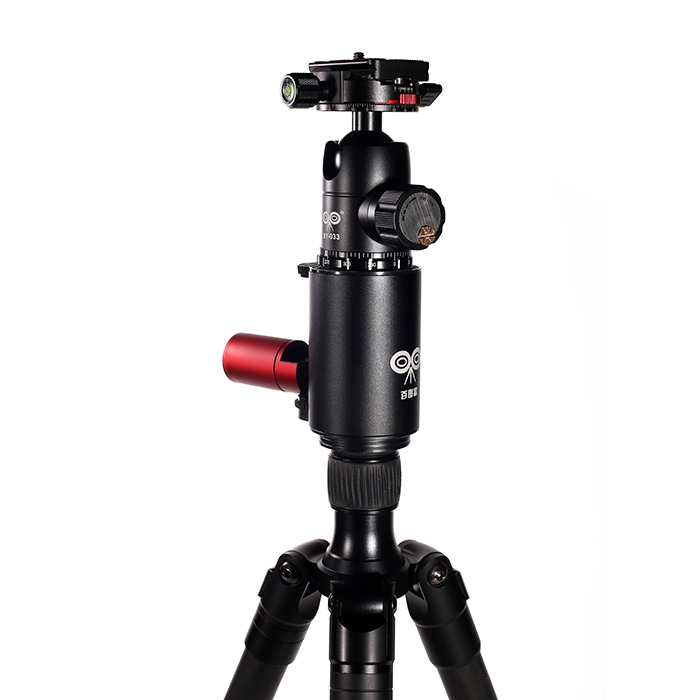 Baitufu tall travel tripod manufacturers for digital camera-2