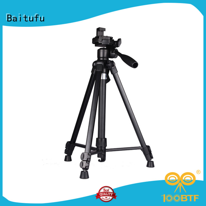 Baitufu professional tripod suppliers for video shooting