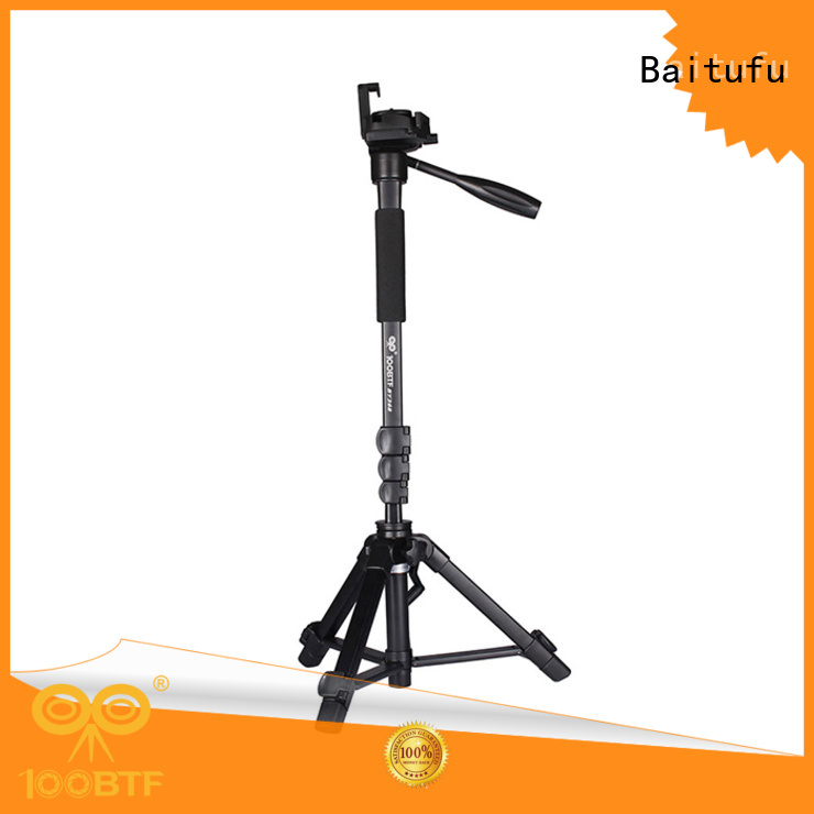 Baitufu tripod phone holder suppliers for mobile phone