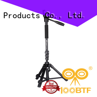 Baitufu video video camera tripod manufacturer for camera