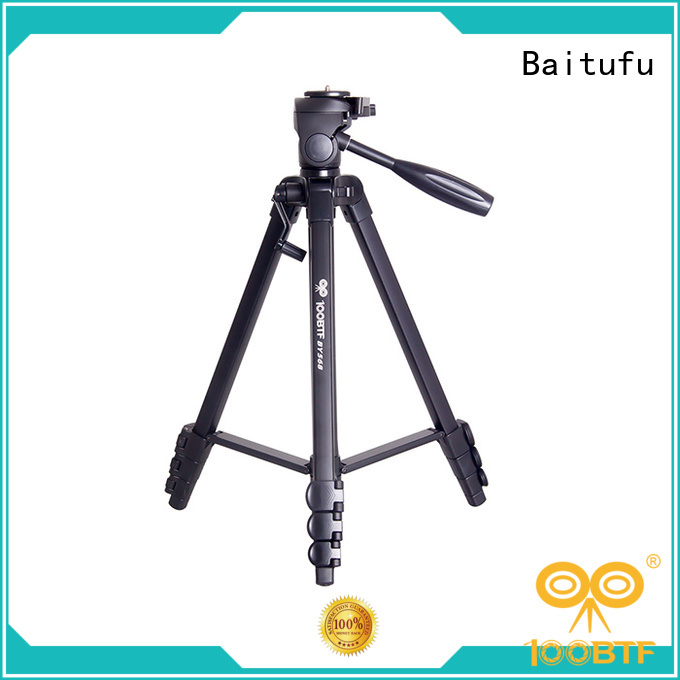 Baitufu mobile tripod manufacturer for video shooting