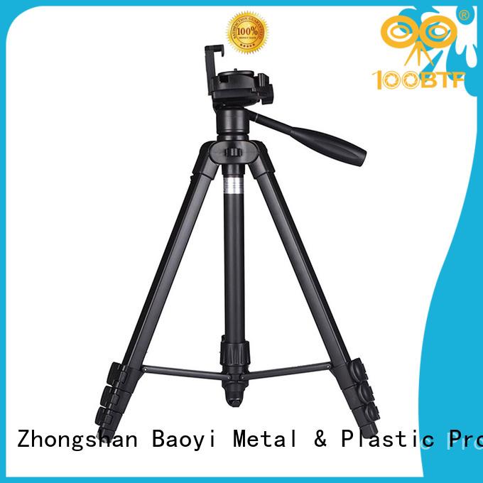 Baitufu video camera tripod stand oem&odm for video shooting