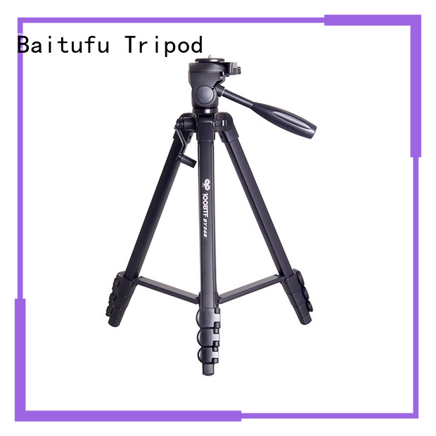 Baitufu Custom lightweight camera tripod for business for photographers fans