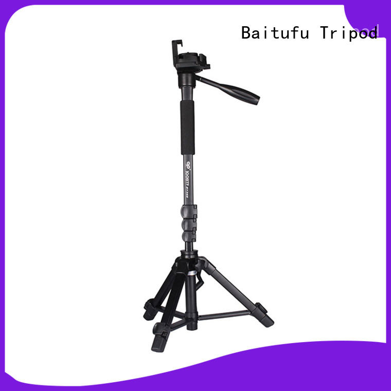 Baitufu video Carbon Fiber Tripod manufacturers for photographer