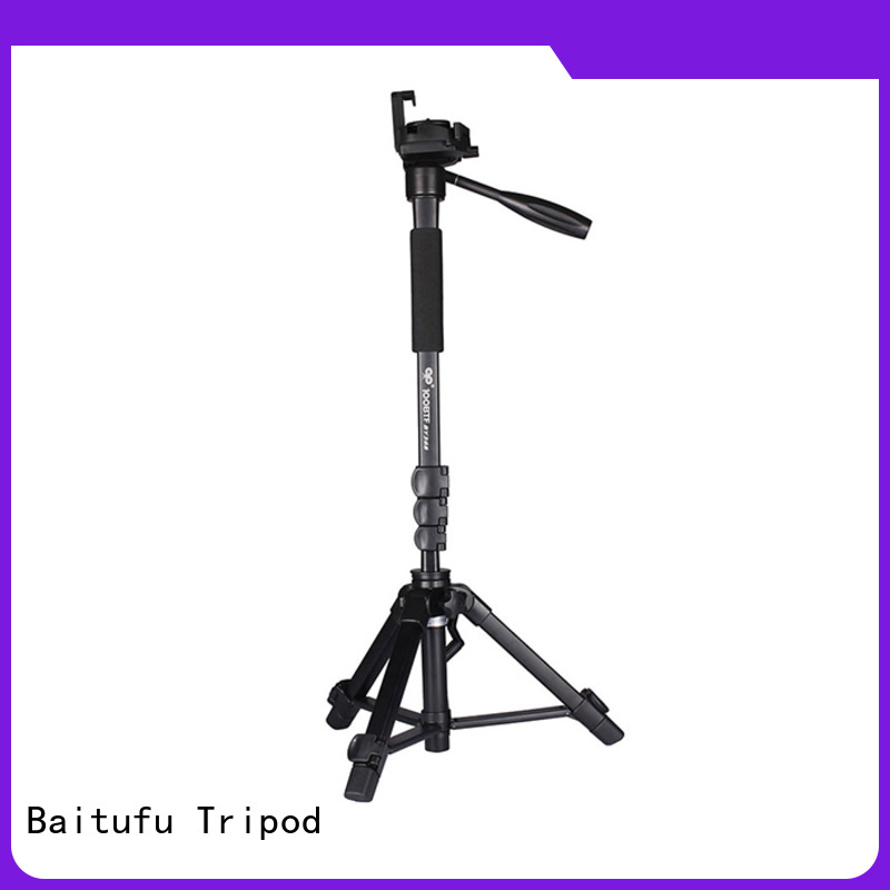 Baitufu digital travel tripod monopod wholesale