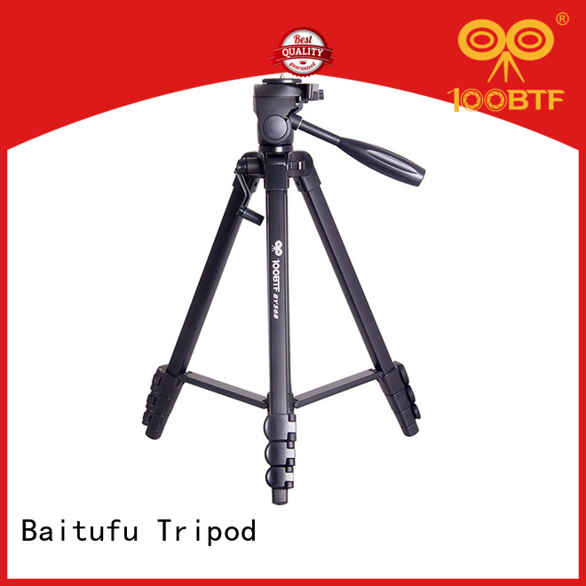 Baitufu video camera tripod oem for photographer