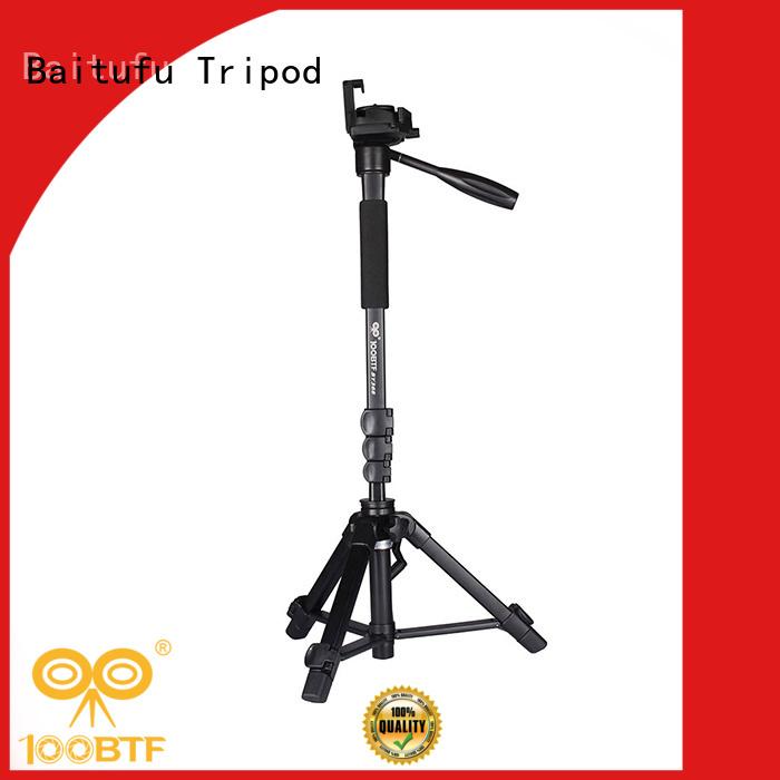 Baitufu travel tripod manufacturer for photographers