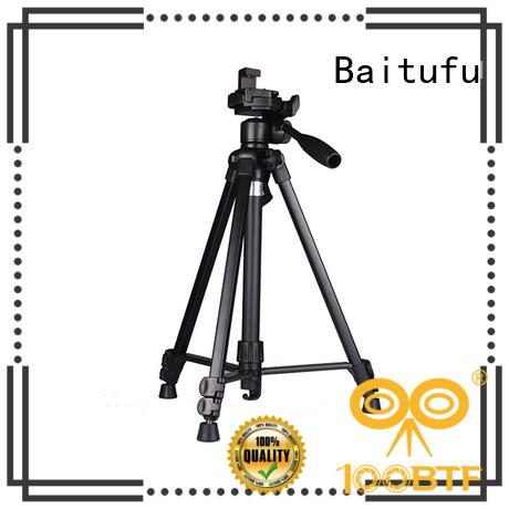 Baitufu travel professional photo tripod manufacturer for smart phone