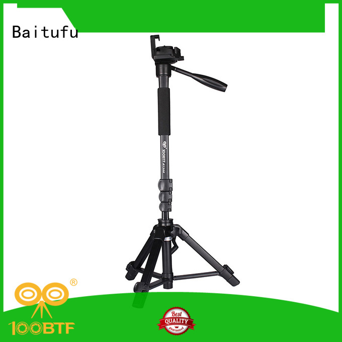 Baitufu photography tripod phone holder stand for photographer