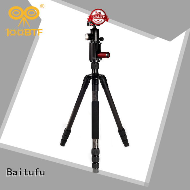Baitufu lightweight portable tripod for smartphone manufacturers for photographer