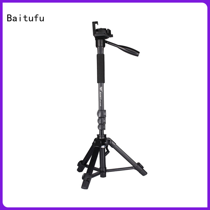 Latest portable tripod oem&odm for camera