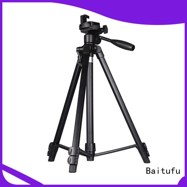 Baitufu Top little camera tripod oem for photographer