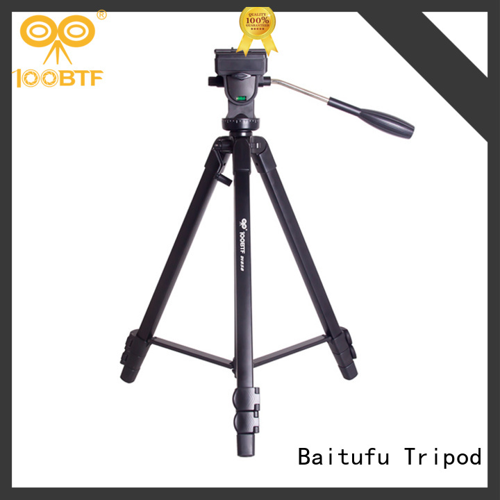 Baitufu high quality video camera tripod odm for digital camera