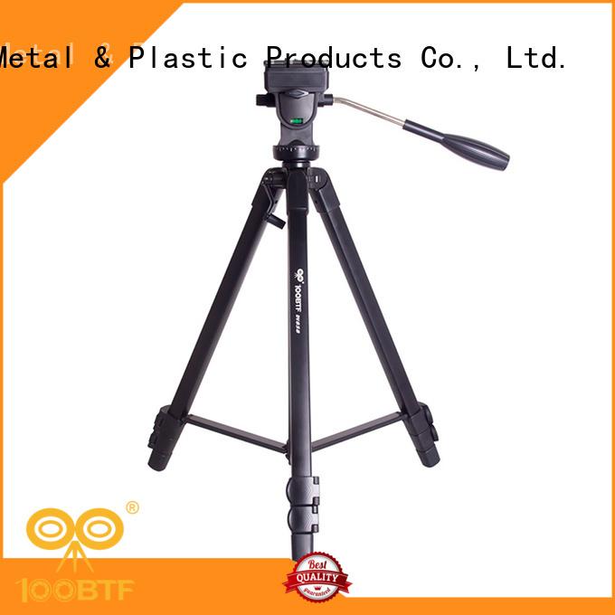 Baitufu high quality portable video tripod for photographers fans