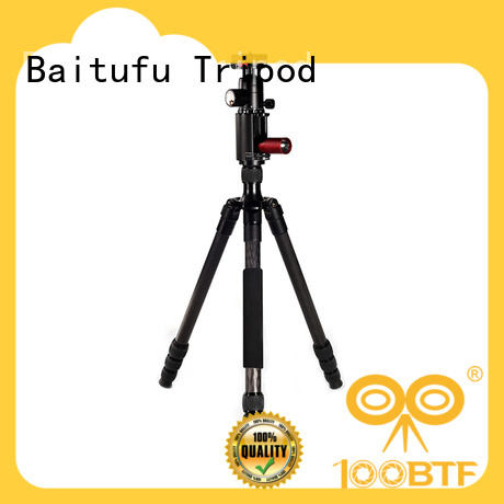 Baitufu tripod for camera odm for video shooting