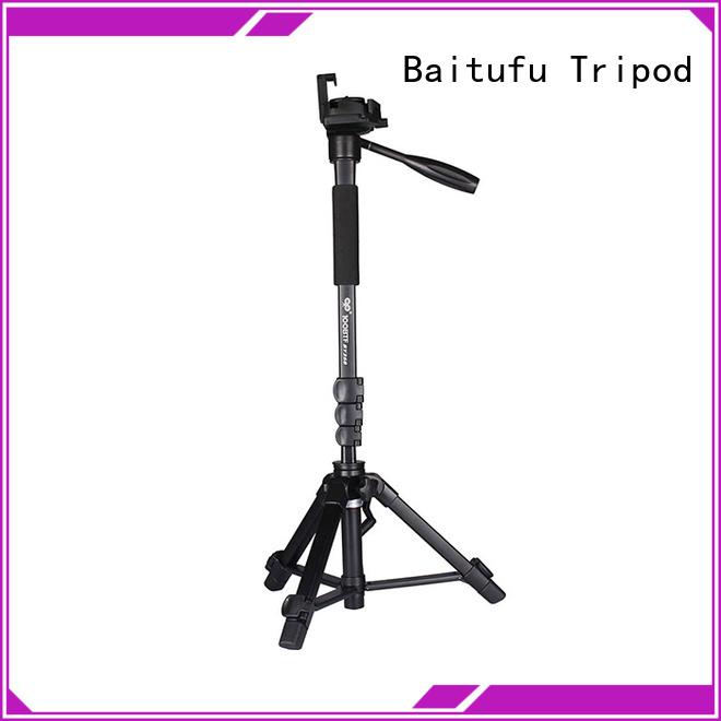 Baitufu Camera Tripod Manufacturers company for mobile phone