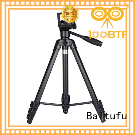 Baitufu high quality desk tripod camera oem for photographers fans