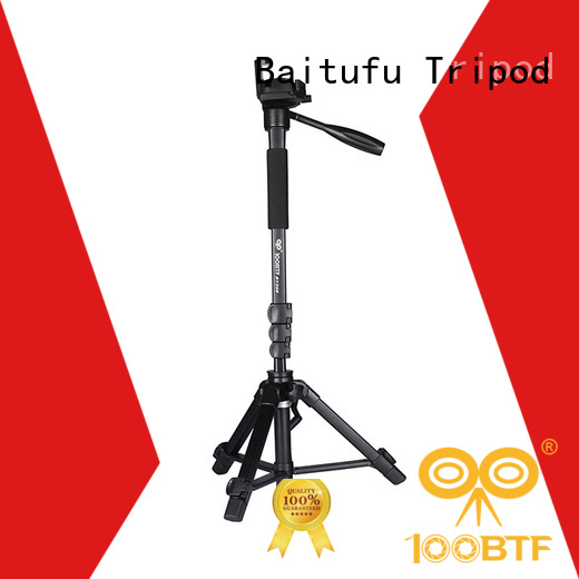 Baitufu camera tripod stand oem&odm for smart phone