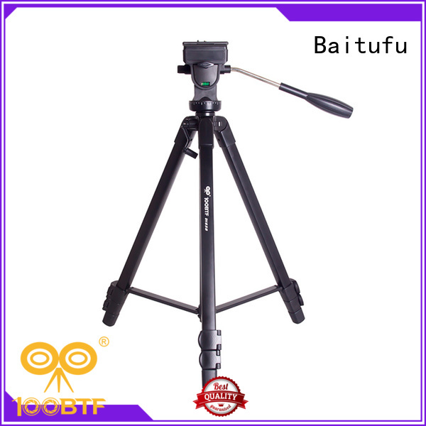 Baitufu portable portable tripod holder for photographers fans