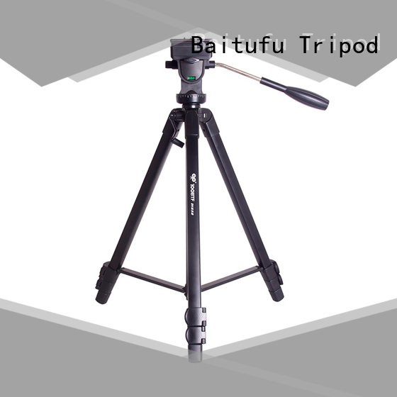 Baitufu high quality professional camera tripod price oem&odm for digital camera
