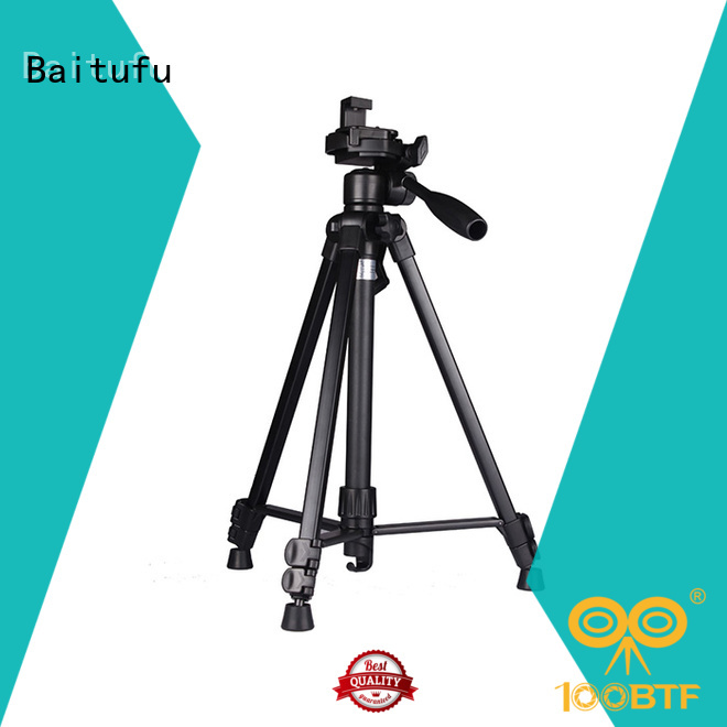 Baitufu professional tripod oem for camera