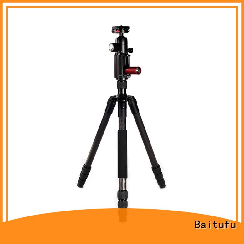 Baitufu single stick tripod holder for mobile phone