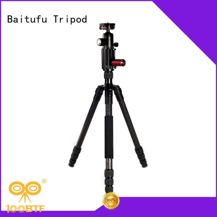 Baitufu portable tripod stand manufacturer for photography