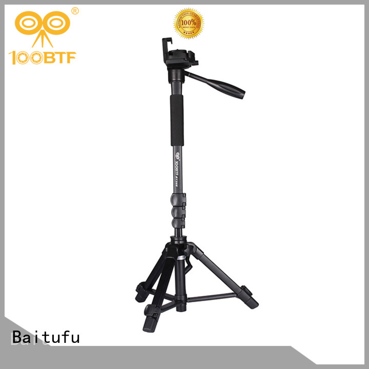 Baitufu custom camera tripod oem&odm for photography